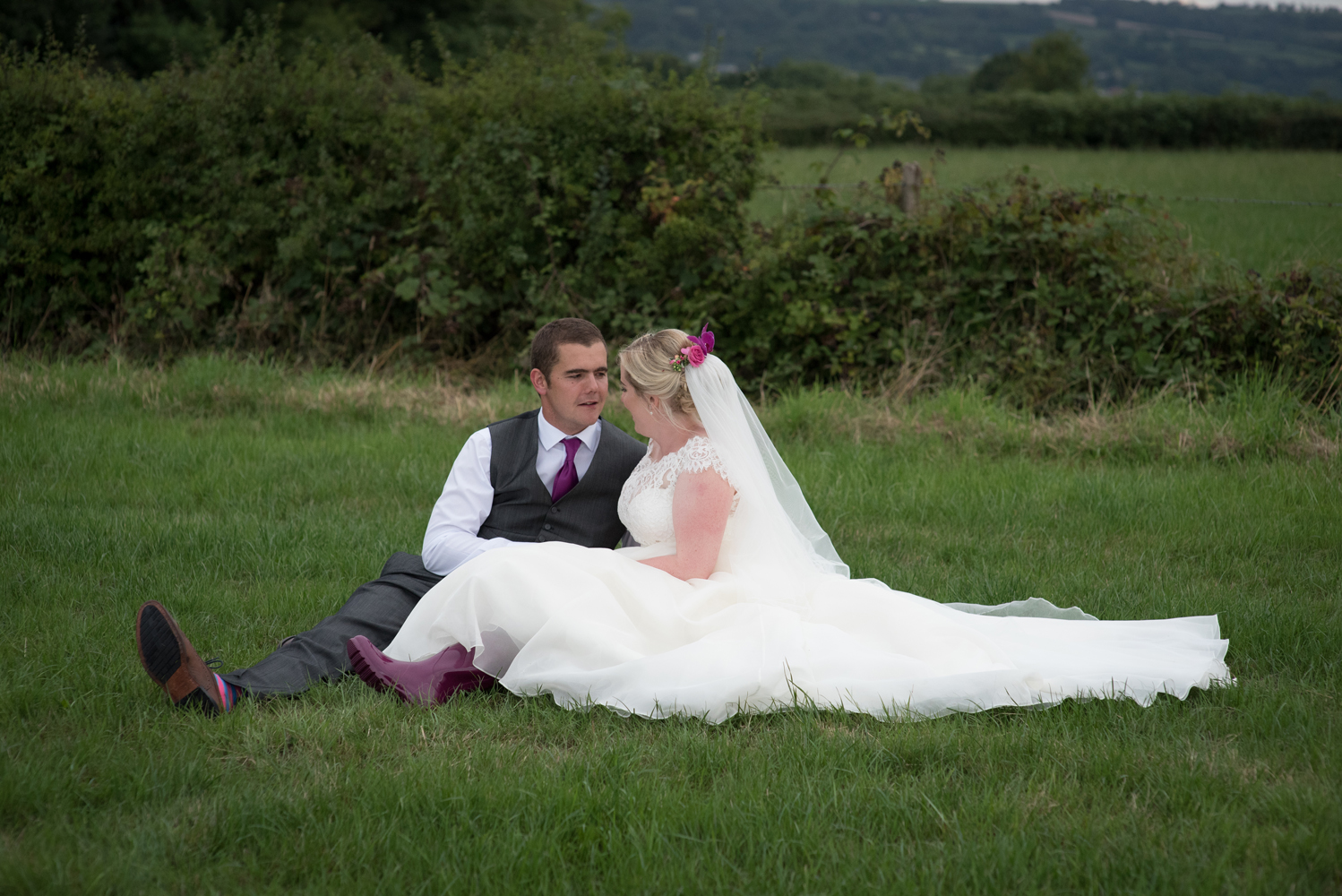 natural and romantic farm weddings
