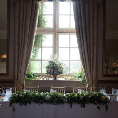 Dining room Brympton House