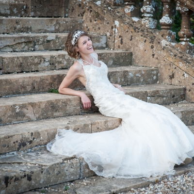 Somerset brides Brympton House