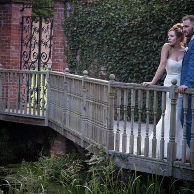 Bride groom photography Crowcombe Court Somerset