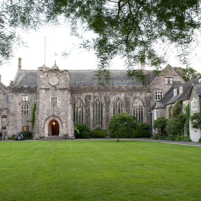 Dartington Hall wedding venue Devon