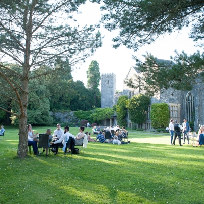 Devon wedding venues Dartington Hall Estate