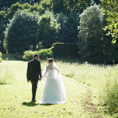 Wedding photographer Dartington Hall Devon