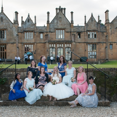 Dillington House weddings