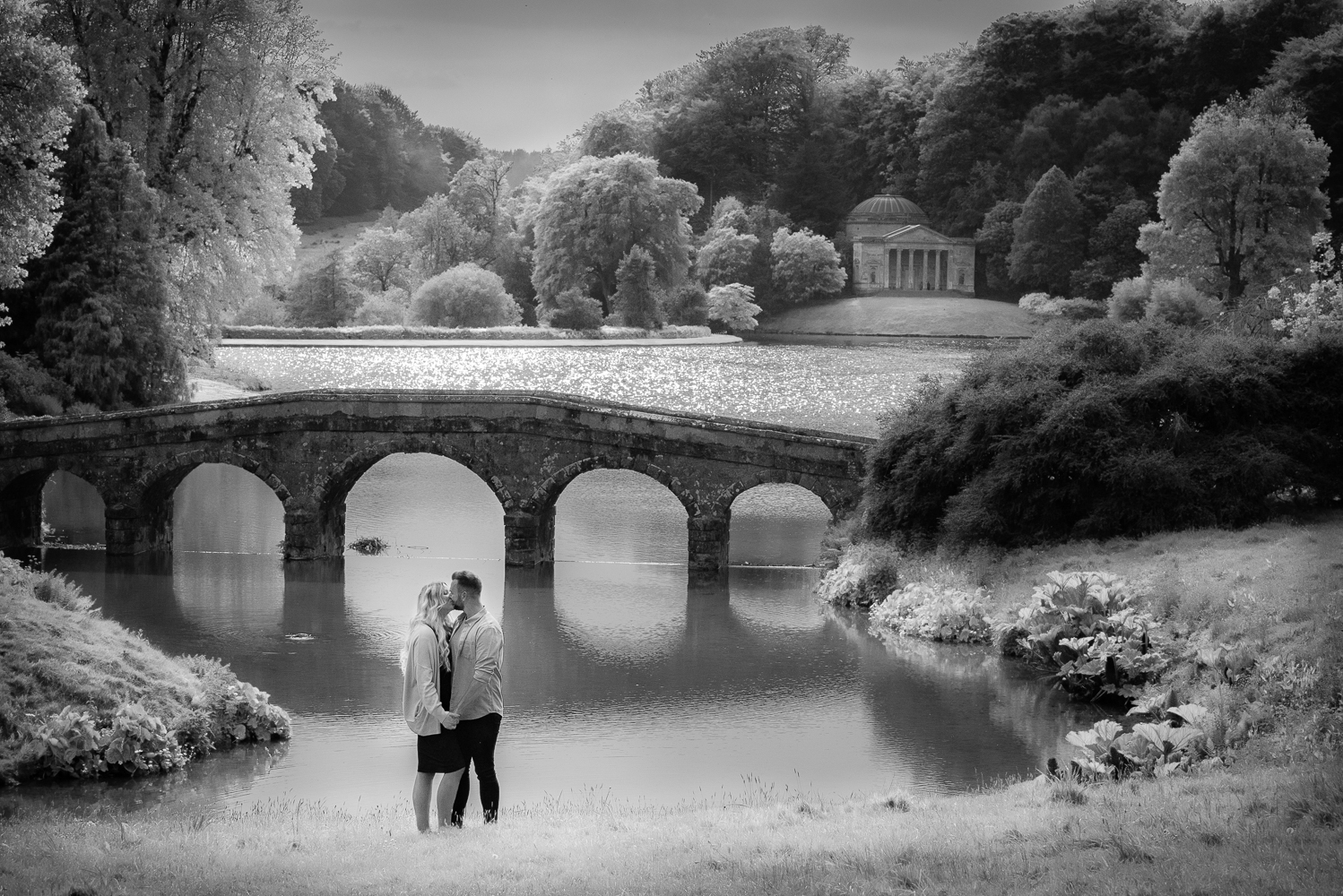 Stourhead wedding photographers dorset