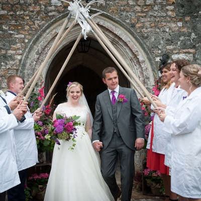 newly-married-couple-farm-wedding