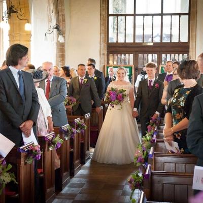 walking-down-the-aisle-farm-wedding