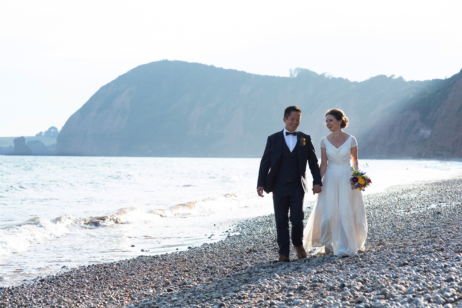 Sidmouth wedding photographers