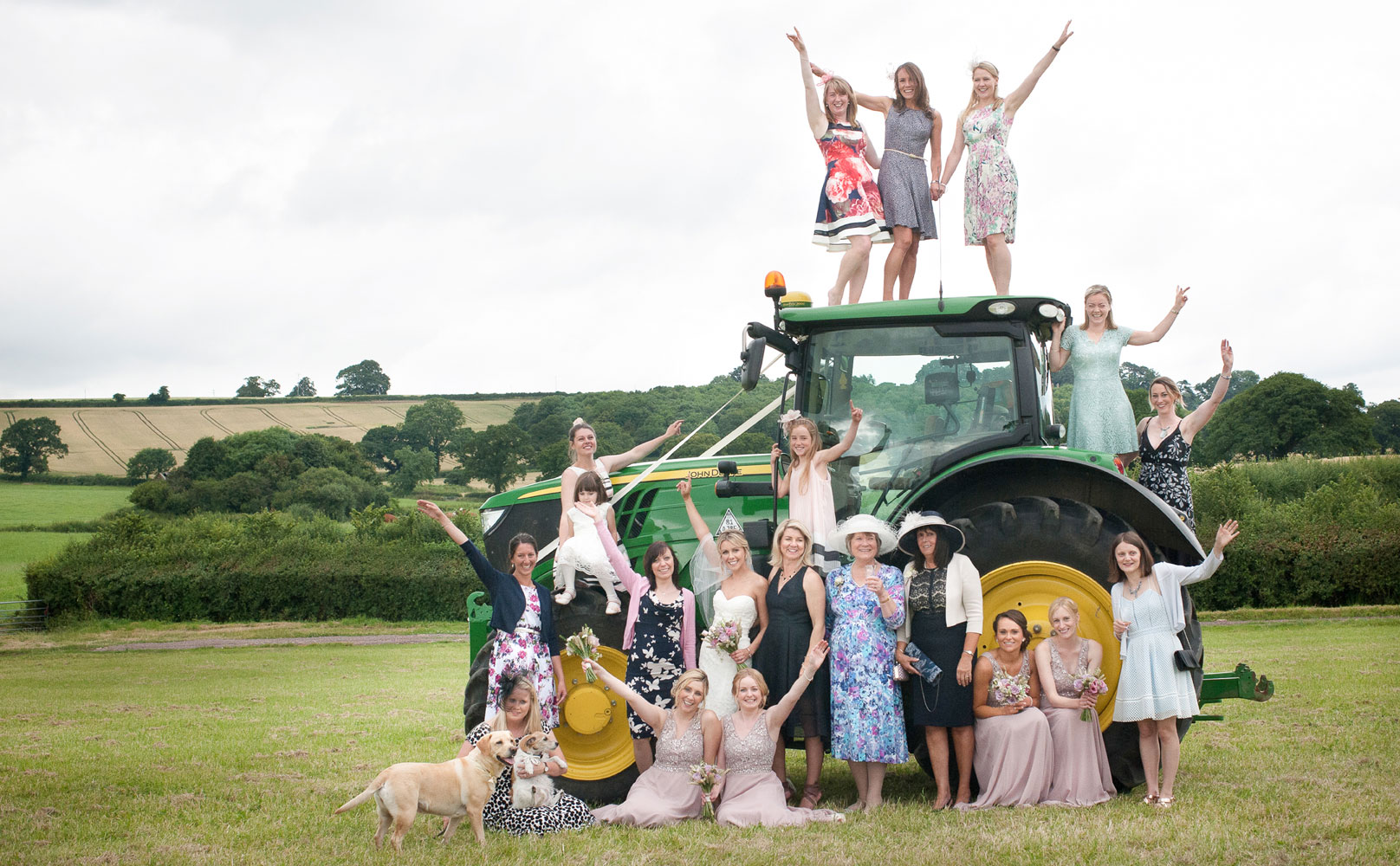 Somerset farm weddings