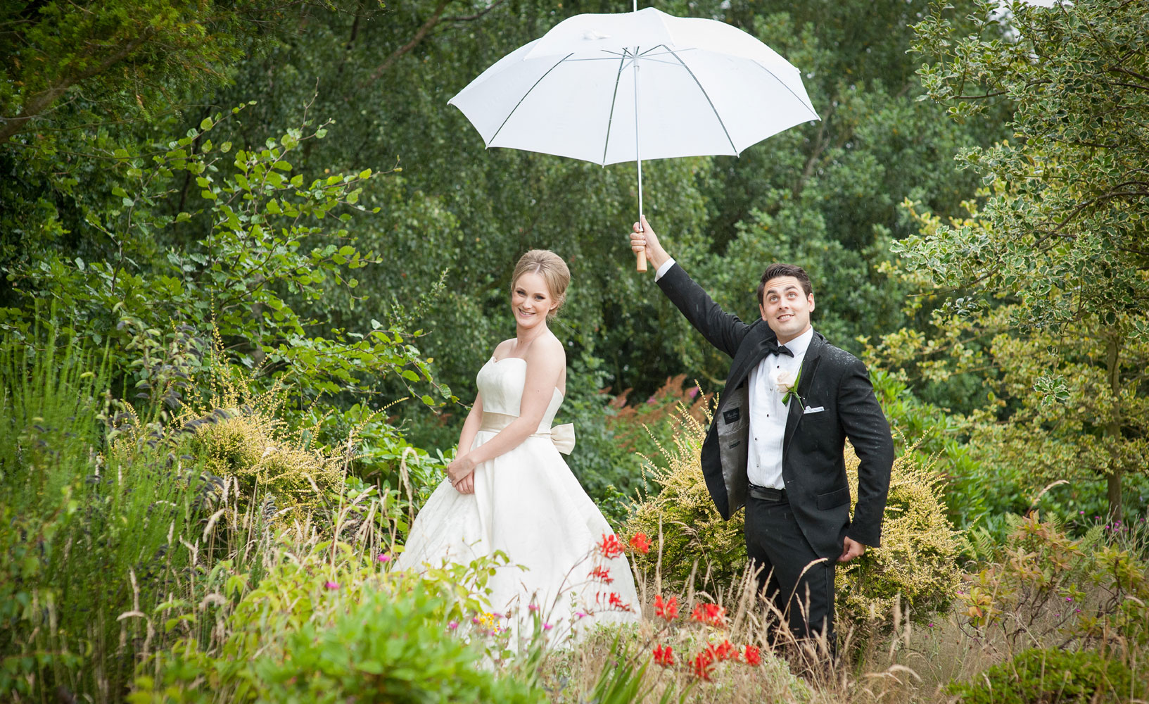 Wedding photographers East Devon