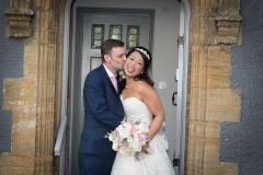 Ling and Justin the Alexandra Hotel Lyme Regis
