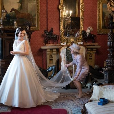 maunsel house bridal prep