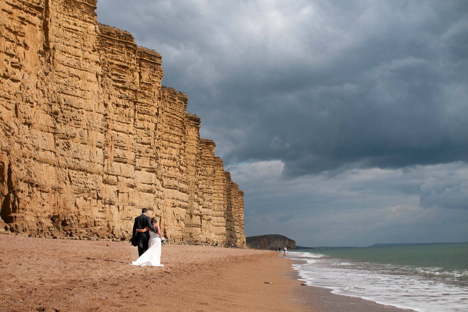 seaside-wedding-photography-dorset