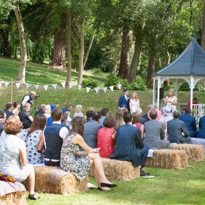 outdoor ceremonies tracey estate honiton