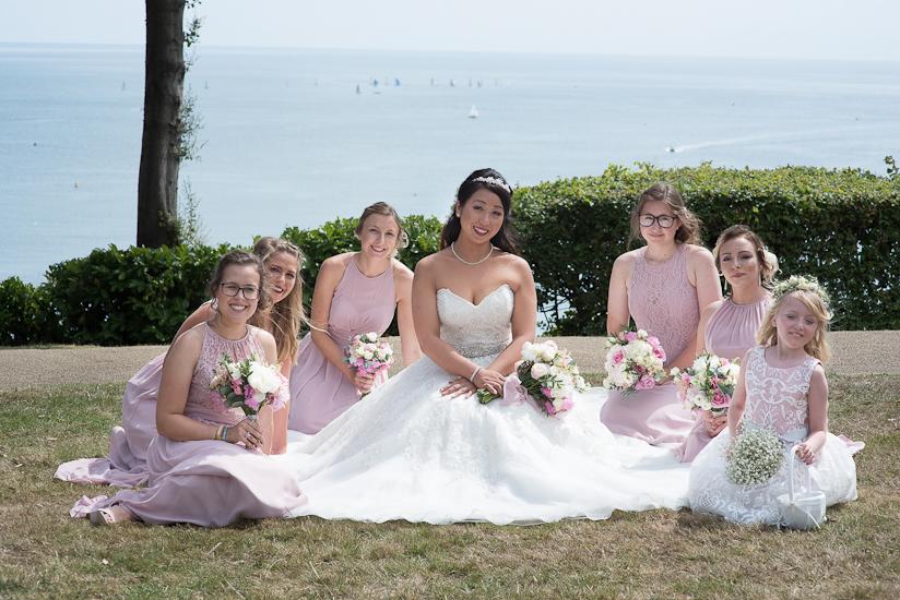 bridesmaids-lyme-regis