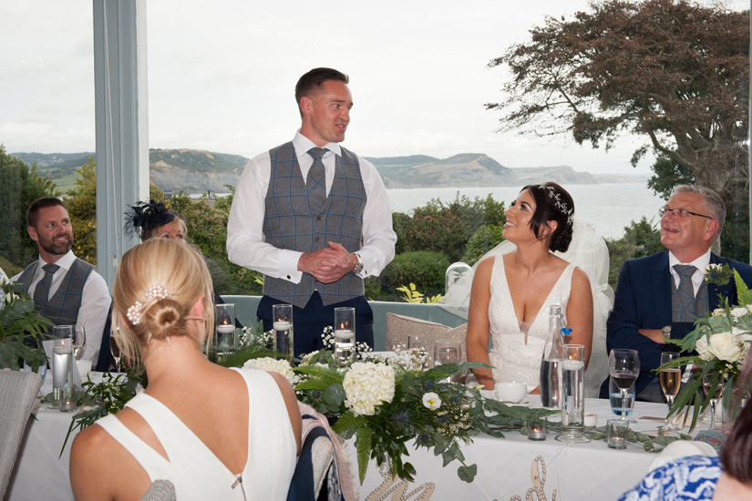 wedding-reception-alexandra-hotel-lyme-regis