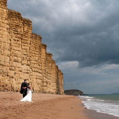 beach-wedding-photography-dorset