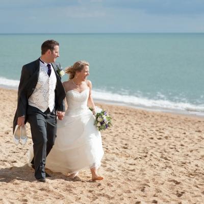 newly-married-on-beach