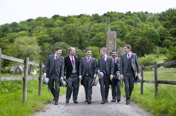 st audries wedding