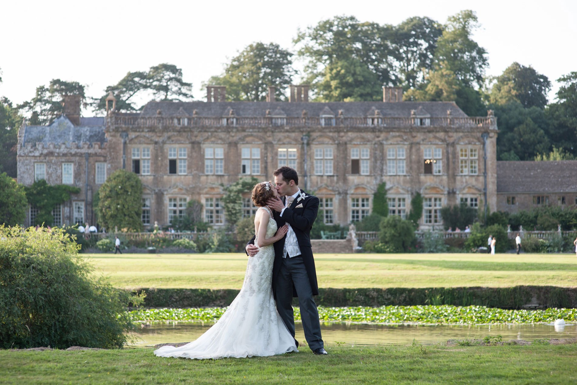 Brympton House Wedding Venue, Yeovil Somerset