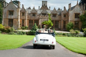 Dillington House Wedding Venue